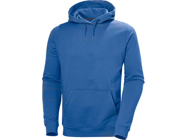 Helly Hansen F2F Cotton Hoodie Men, azul